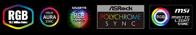 RGB Logos