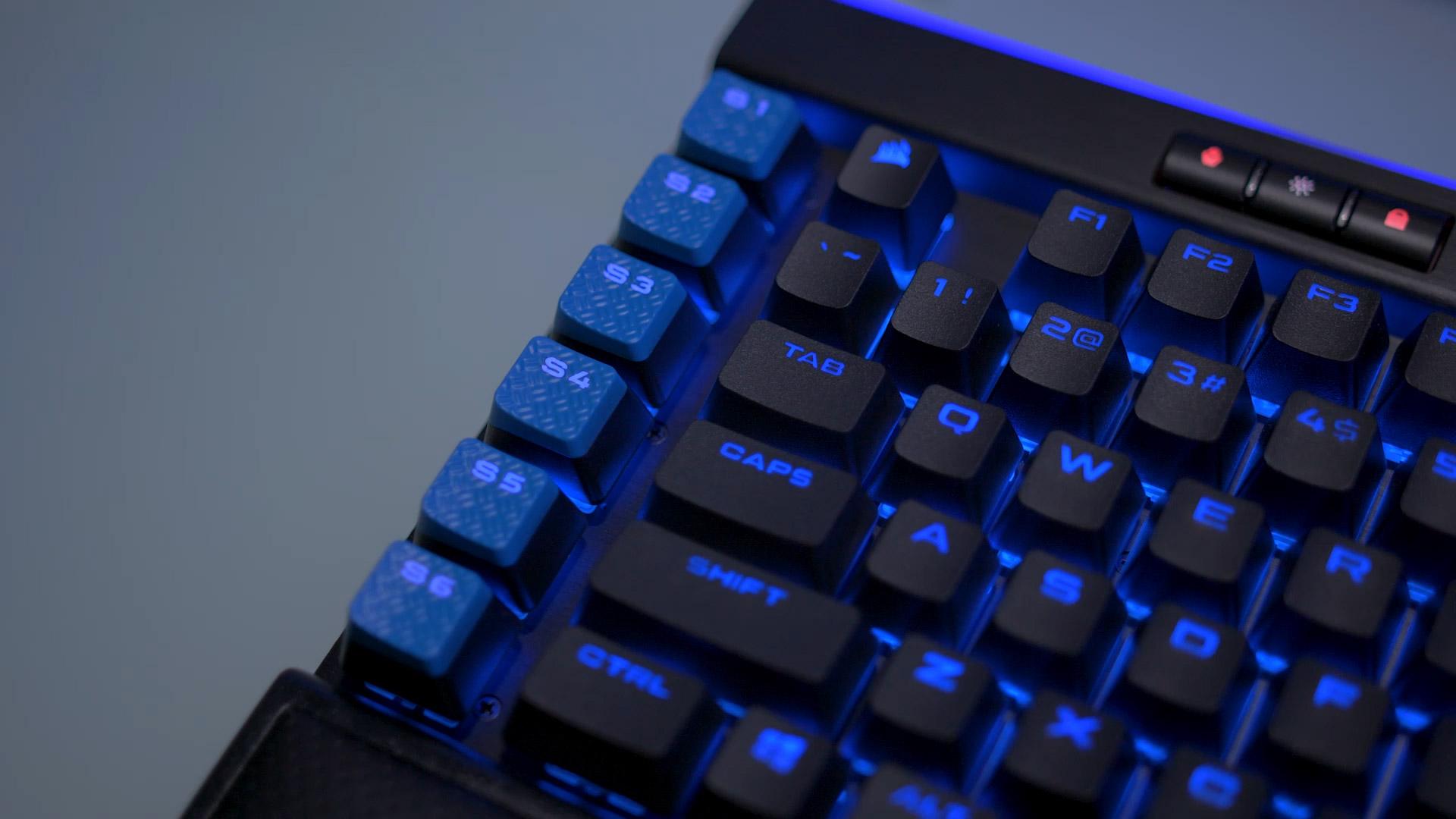 Corsair K95 Platinum Fortnite Game Profile Corsair K95 Rgb Platinum Xt Mechanical Gaming Keyboard Cherry Mx Brown Umart Com Au
