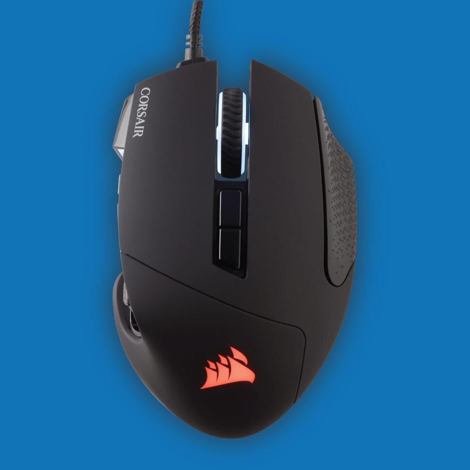Scimitar Mouse
