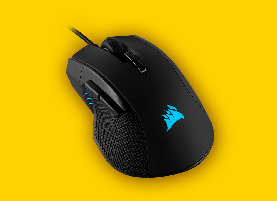 Ironclaw Mouse