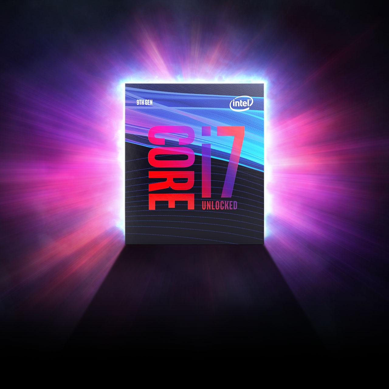 Procesador Intel Core I7-9700K 8Core 3.6-4.90Ghz 95W Socket