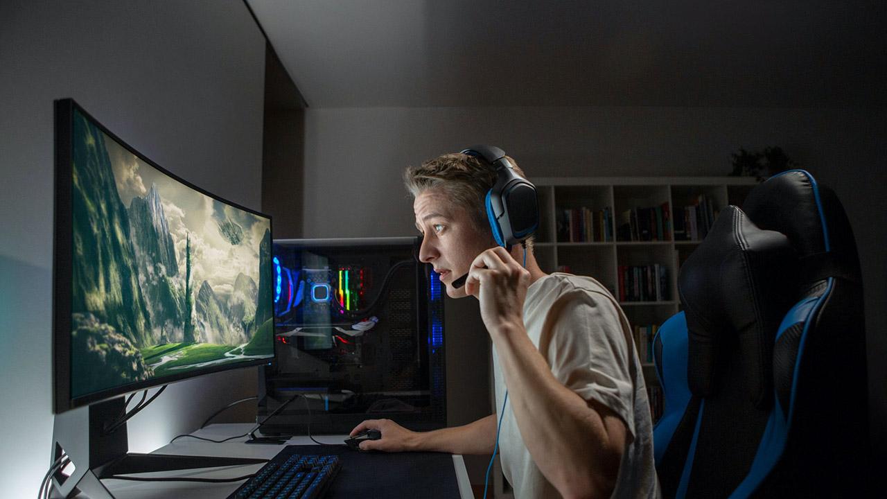 Gamer on Intel PC