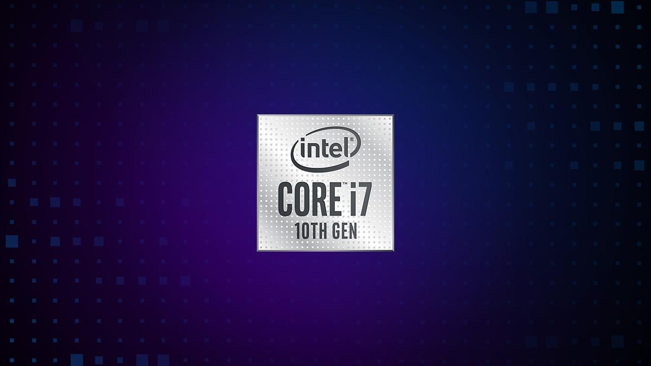 Core i7 Chip