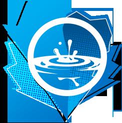 REACTIVE WATER SIMULATION Image