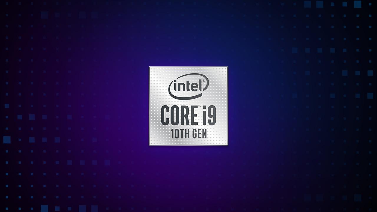 Core i9 Chip
