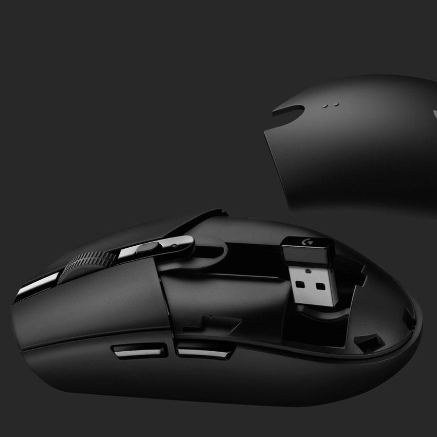 Logitech G305 LIGHTSPEED Wireless Gaming Mouse - Black (910-006041) | Centre Com : Best PC Hardware Prices!