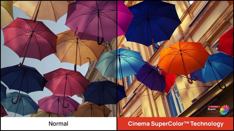 Cinema SuperColor™