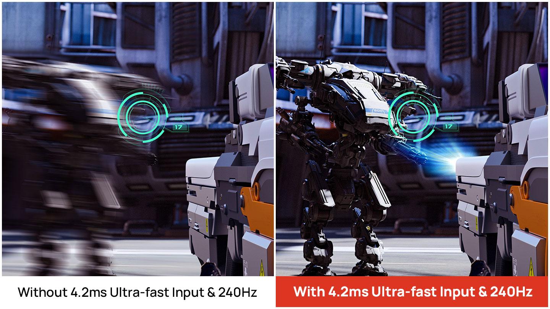 Ultra-Fast Input